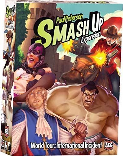 Smash Up - World Tour