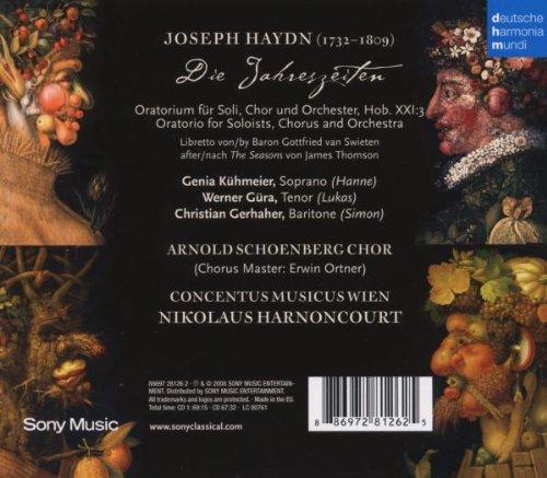 Haydn : Die Jahreszeiten (Les Saisons)