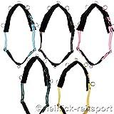 Heinick-Reitsport, guinzaglio Shetty e Minishetty con 13 anelli, in 5 colori