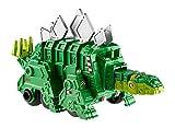 Mattel cjv94 – Dino TRUX arrière Paire de véhicule recyco