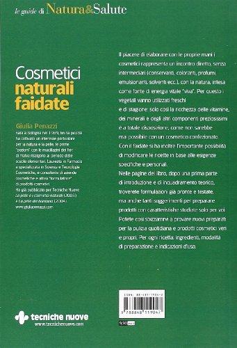 Zoom IMG-1 cosmetici naturali fai da te