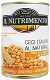 Il Nutrimento Ceci Italiani al Naturale  - 12 confezioni da  400 gr
