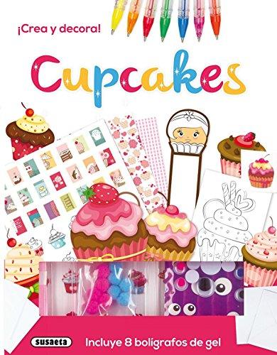 Cupcakes ¡Crea y decora!