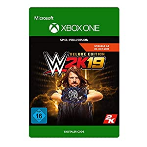 WWE 2K19: Season Pass  | Xbox One – Download Code