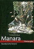Manara Werkausgabe, Band 2: Ein indianischer Sommer
