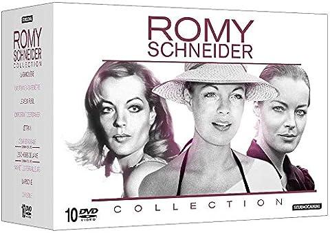 Romy Schneider - La Collection: La banquière + Le train