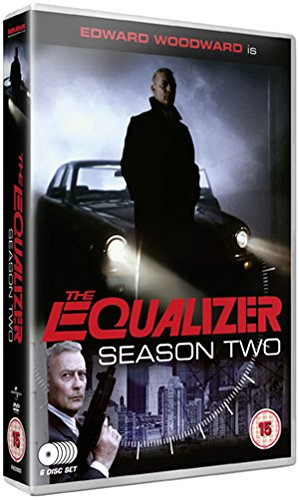 The Equalizer - Season 2 [UK - Equalizer Dvd-the