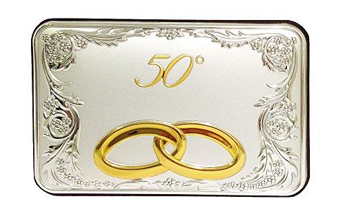 50 Anni Di Matrimonio 11 Idee Regalo Per Le Nozze D Oro