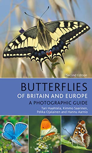 Butterflies of Britain and Europe: A Photographic Guide (English Edition)