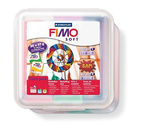Staedtler Pasta per Fimo Soft, 8023 50 LX
