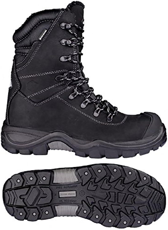 Toe Guard TG8042046 Alaska Chaussures de Taille sécurité S3 Taille de 46 NoirB018NTKIOWParent 70b9d6