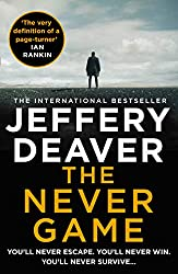 The Never Game: The gripping new thriller from the No.1 bestselling author (Colter Shaw Thriller, Book 1)