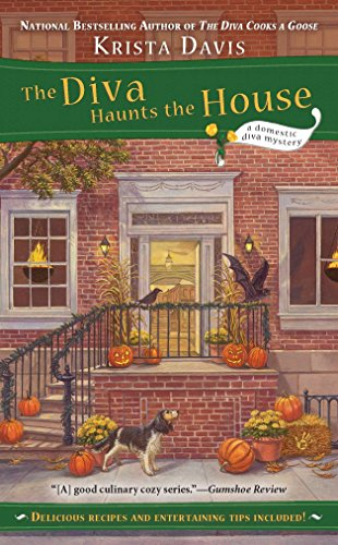 House (A Domestic Diva Mystery, Band 5) (Alexandria Halloween)