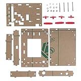 MagiDeal DSO138 Oscilloscope Shell Pièces Testeur Kit 1Msps 200KHz - Coque noire 135g