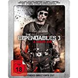 The Expendables 3 - Limited Lenticular Steelbook mit Extended Director's Cut - Dolby Atmos - Blu-ray
