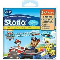 VTech Patrulla Canina Disney Juego Educativo para Storio (3480-234122)