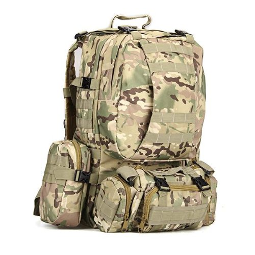 Imagen de set  militar táctica camuflaje camping montaña caza pesca alternativa