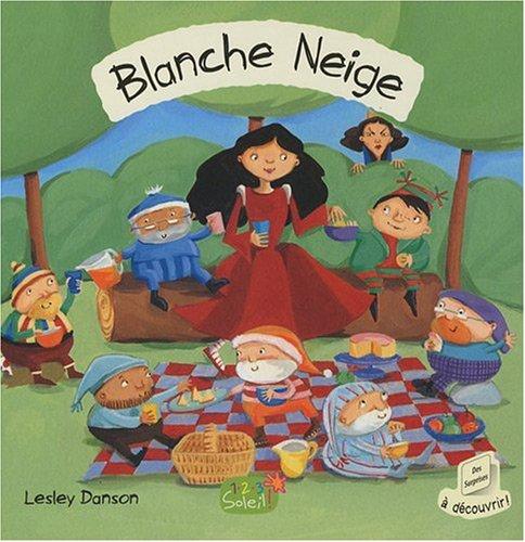 BLANCHE NEIGE + CD