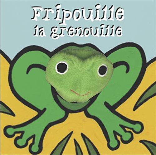 Fripouille la grenouille par Klaartje Van der Put