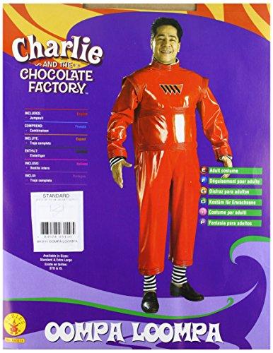 ostüm, Größe:L (Oompa Loompa Halloween-kostüm)