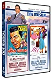 Colección Cine Musical: El Gran Caruso (The Great Caruso) 1951 + Lilí (Lili) 1953 Volumen 1 [DVD]