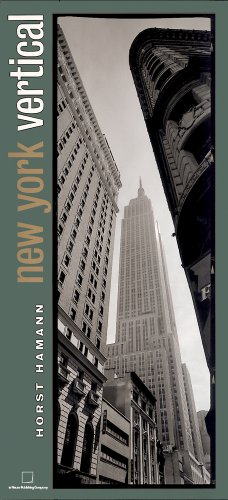 New York vertical. Ediz. illustrata (Photographer) por Horst Hamann