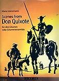 Scenes from Don Quichotte: pour 3guitares (Ensemble)