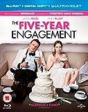 Five-Year Engagement [Edizione: Regno Unito] [Blu-ray] [Import italien]