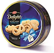 Tiffany Delights Butter Cookies- 405g
