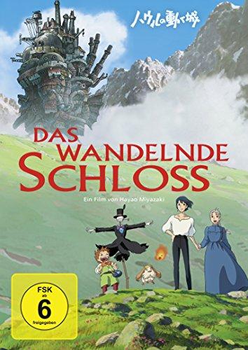 Das wandelnde Schloss (Total Video Auf Dvd)