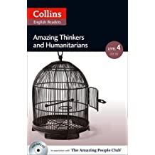 Amazing Thinkers & Humanitarians: B2 (Collins ELT Readers. Level 4)