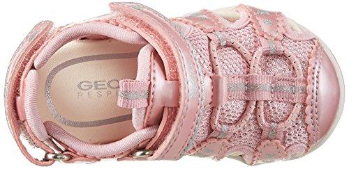 Geox B Sandal Agasim Girl C, Chaussures Marche Bébé Fille Rose (LT PINKC8010)