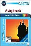 ASSiMiL Selbstlernkurs für Deutsche: Portugiesisch ohne Mühe heute. Multimedia-Classic. Lehrbuch, (inkl. 4 Audio-CDs)