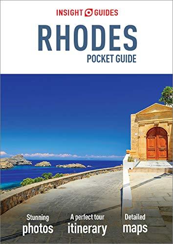 Insight Guides Pocket Rhodes (Insight Pocket Guides) (English Edition)