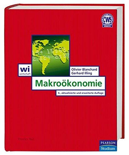 Makroökonomie. (Pearson Studium)