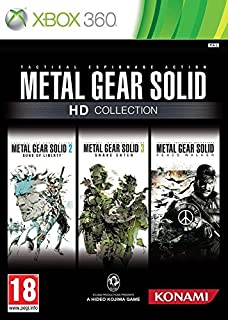 Metal Gear Solid HD Collection (B005BY6DIS) | Amazon price tracker / tracking, Amazon price history charts, Amazon price watches, Amazon price drop alerts