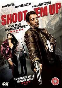 Shoot 'em Up [DVD]