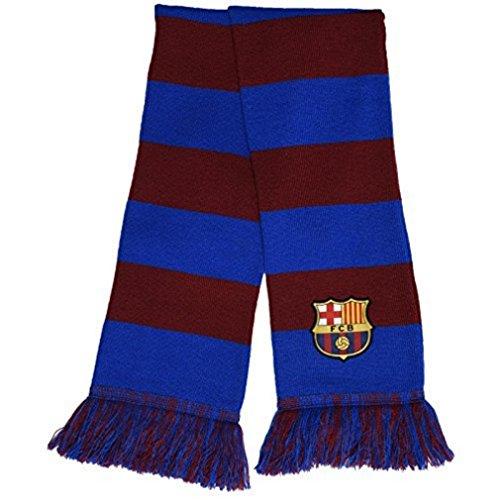 BUFANDA Original FCB Football Club BARCELONA Fútbol – Oficial 154x17cm