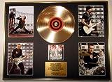 U2/GIGANTIC Goldene Schallplatte/RECORD & Foto-Darstellung/Limitierte Edition/COA/HOW TO DISMANTLE AN ATOMIC BOMB