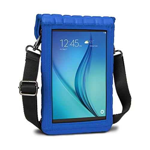 """Funda Tablet 7"""" Pulgadas USA GEAR (Azul) con Pantalla..."""