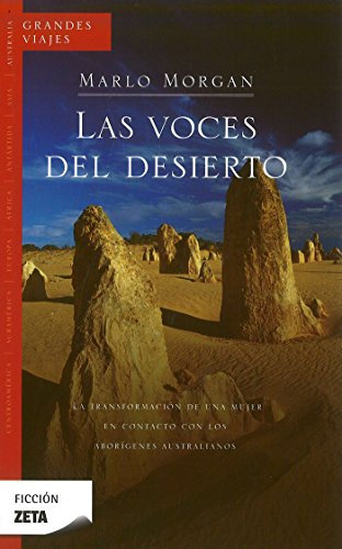 Las voces del desierto / Mutant Message Down Under par MARLO MORGAN