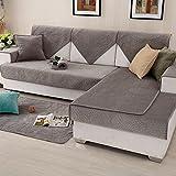 M&XGF Stretch Sitz Stuhl Abdeckungen Couch Slipcover Sofa Loveseat Decken 13 Farben Für 1 2 3 4 Vier Personen Sofa-Schnittsofa werfen Wird als Einzelstück verkauft-P 70x120cm(28x47inch)