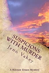 Suspicions with Murder (A Rilynne Evans Mystery Book 4) (English Edition)