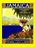 Visita Jamaica tourisum 30 x 40
