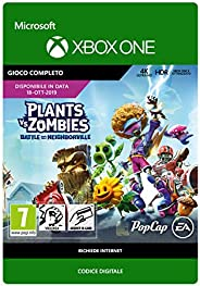 Plants vs. Zombies: Battle for Neighborville: Standard Edition Standard   Xbox One - Codice download