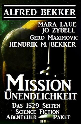 Mission Unendlichkeit - Das 1529 Science Fiction Abenteuer Paket (Tech-paket)