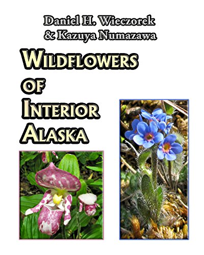Wildflowers of Interior Alaska book cover