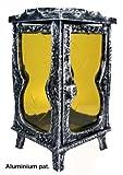 Grablaterne Herzberg Aluminium pat., Höhe 26 cm