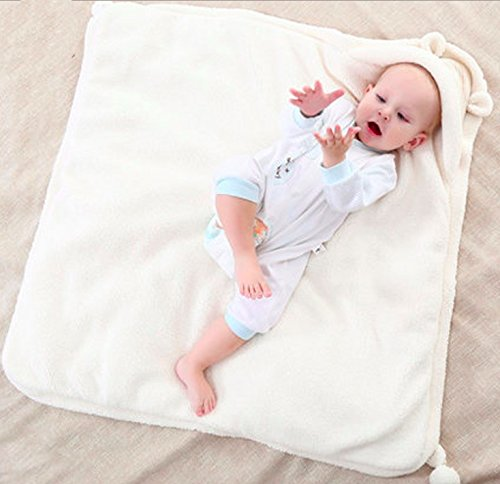 Treasure-House Neugeborenes Baby Gestrickt Wickeln Swaddle Decke Schlafsack