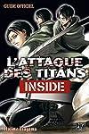 L'Attaque des Titans - Guide Officiel : Inside Edition simple One-shot